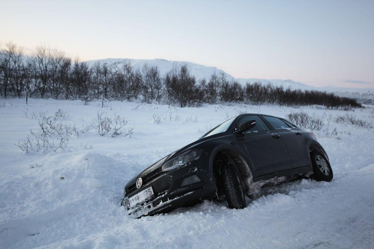 Autorijden in IJsland veilig