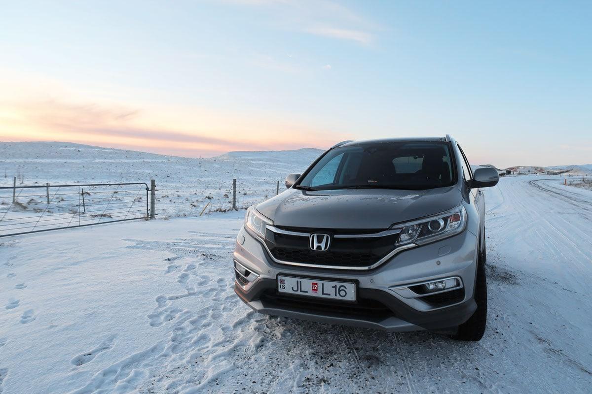 Tips autohuur IJsland