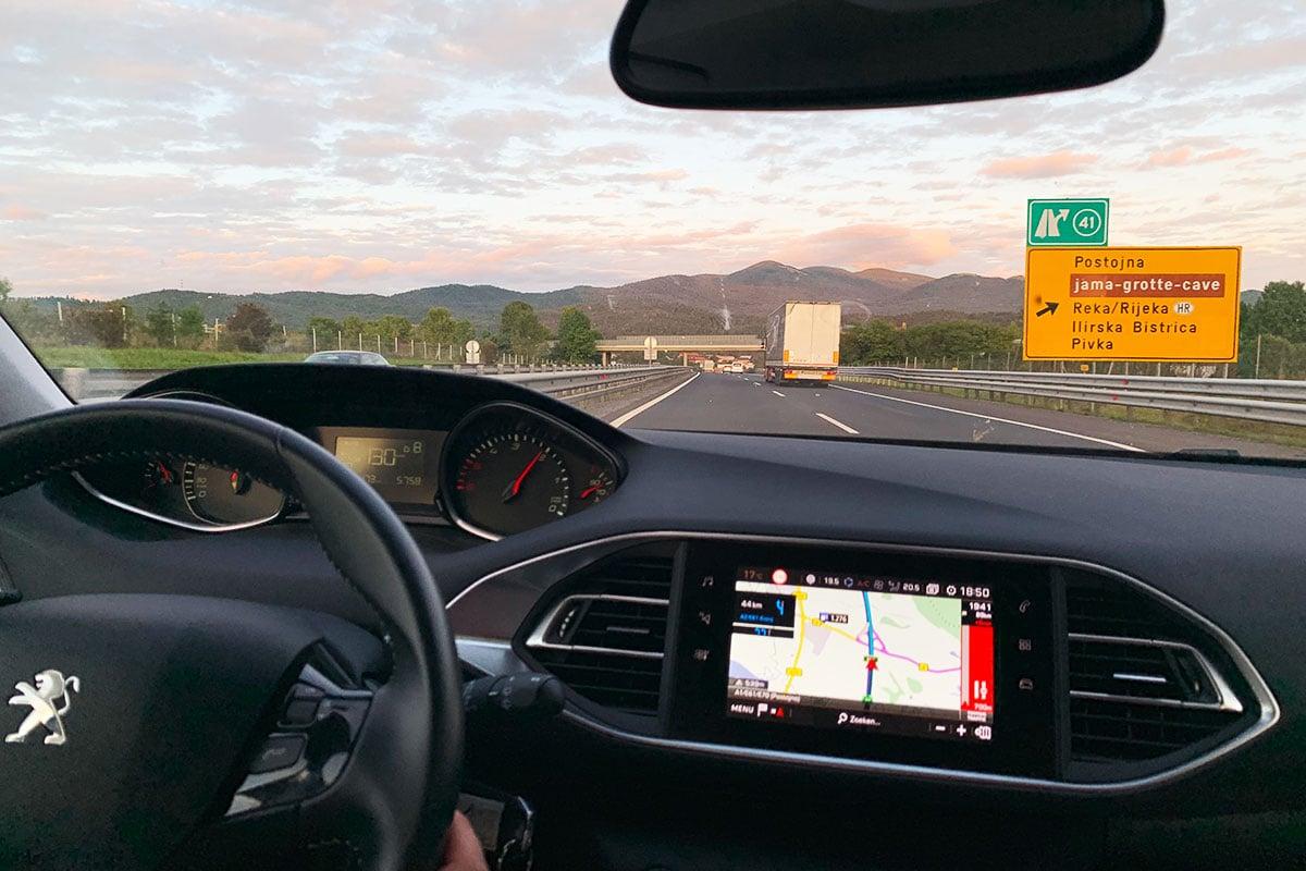 auto huren Slovenië huurauto