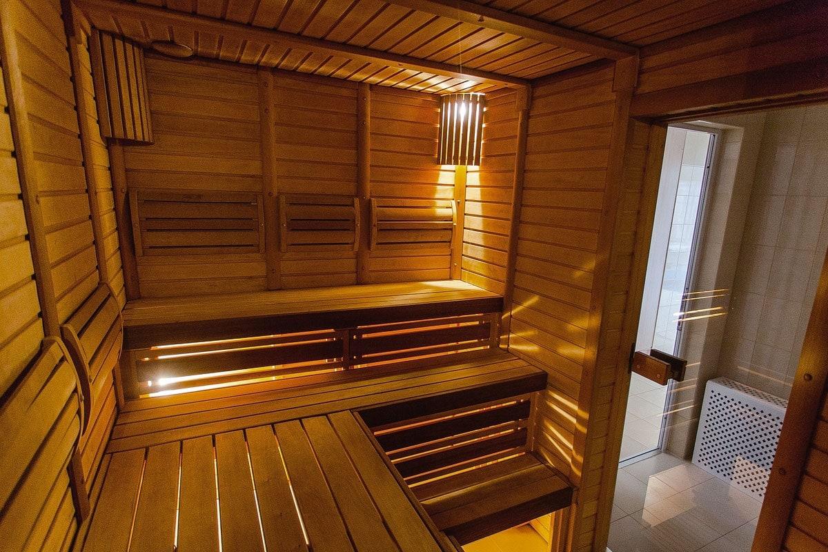 Prive sauna in Nederland