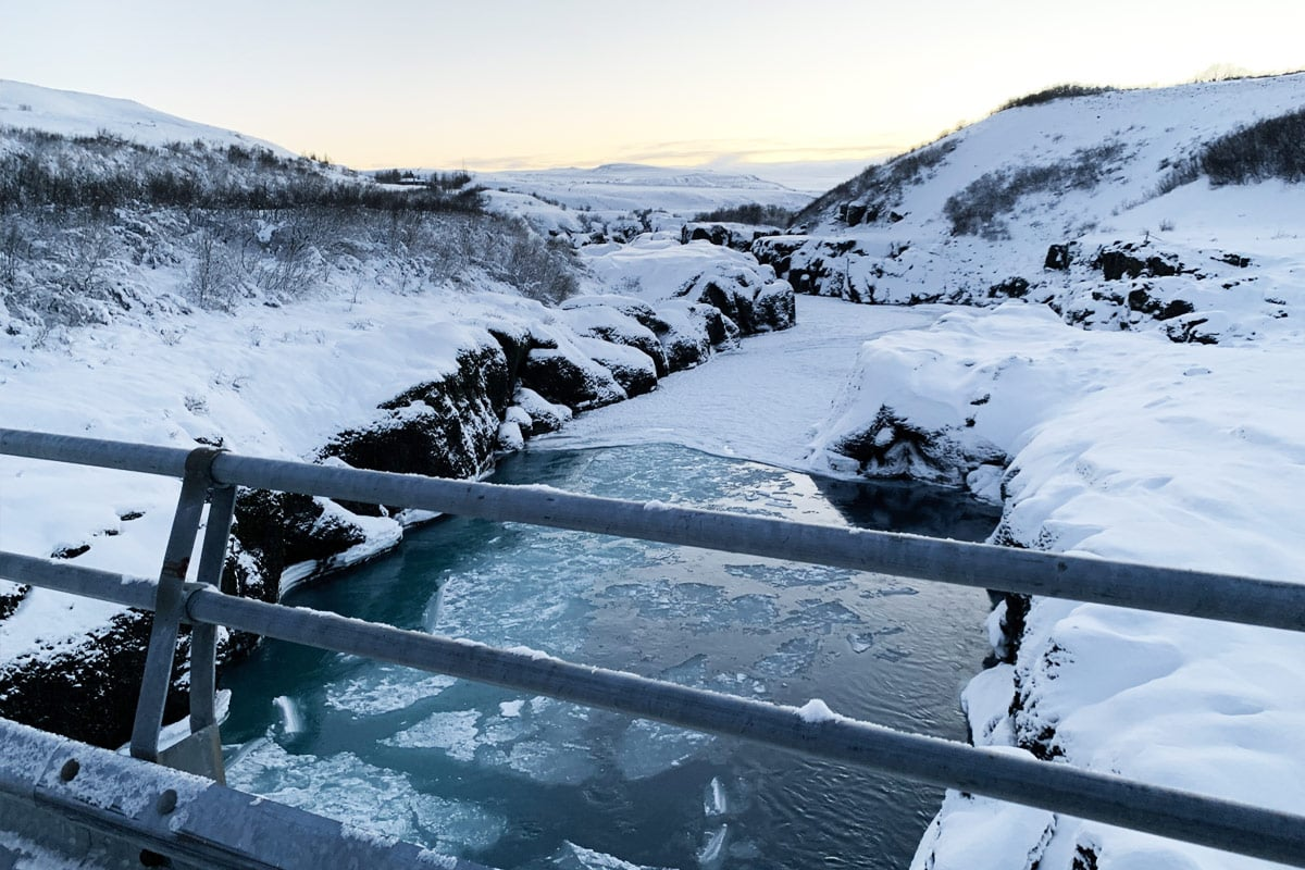 Golden Circle Route - Thingvellir National Park