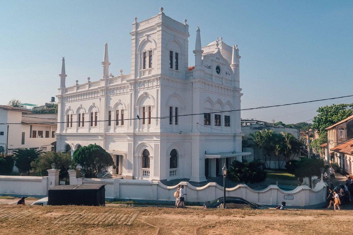 bezienswaardigheden in Galle Sri Lanka