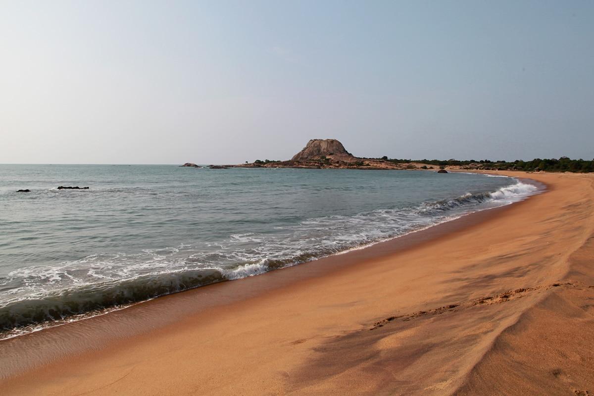 Patanangala strand Sri Lanka