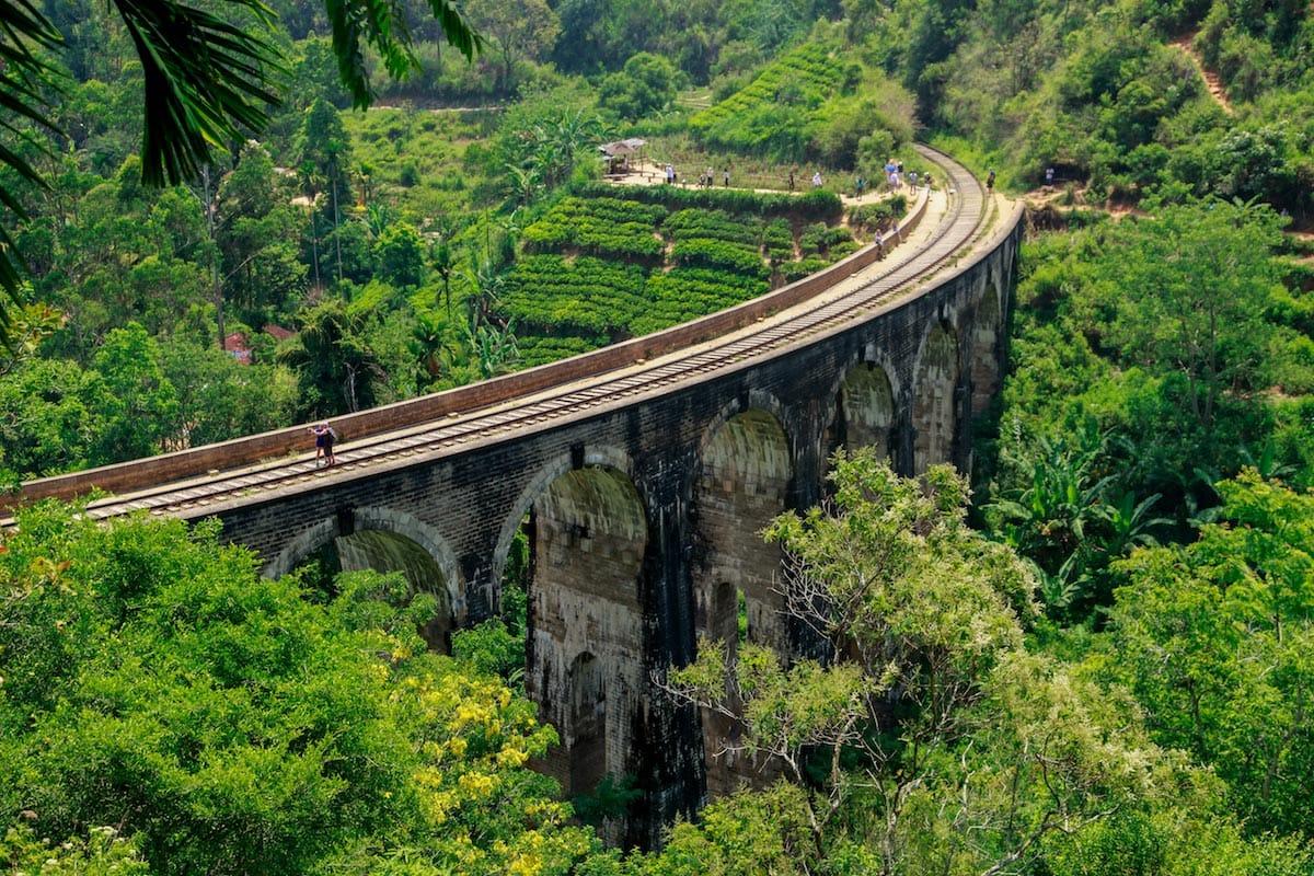 Geschiedenis Sri Lanka
