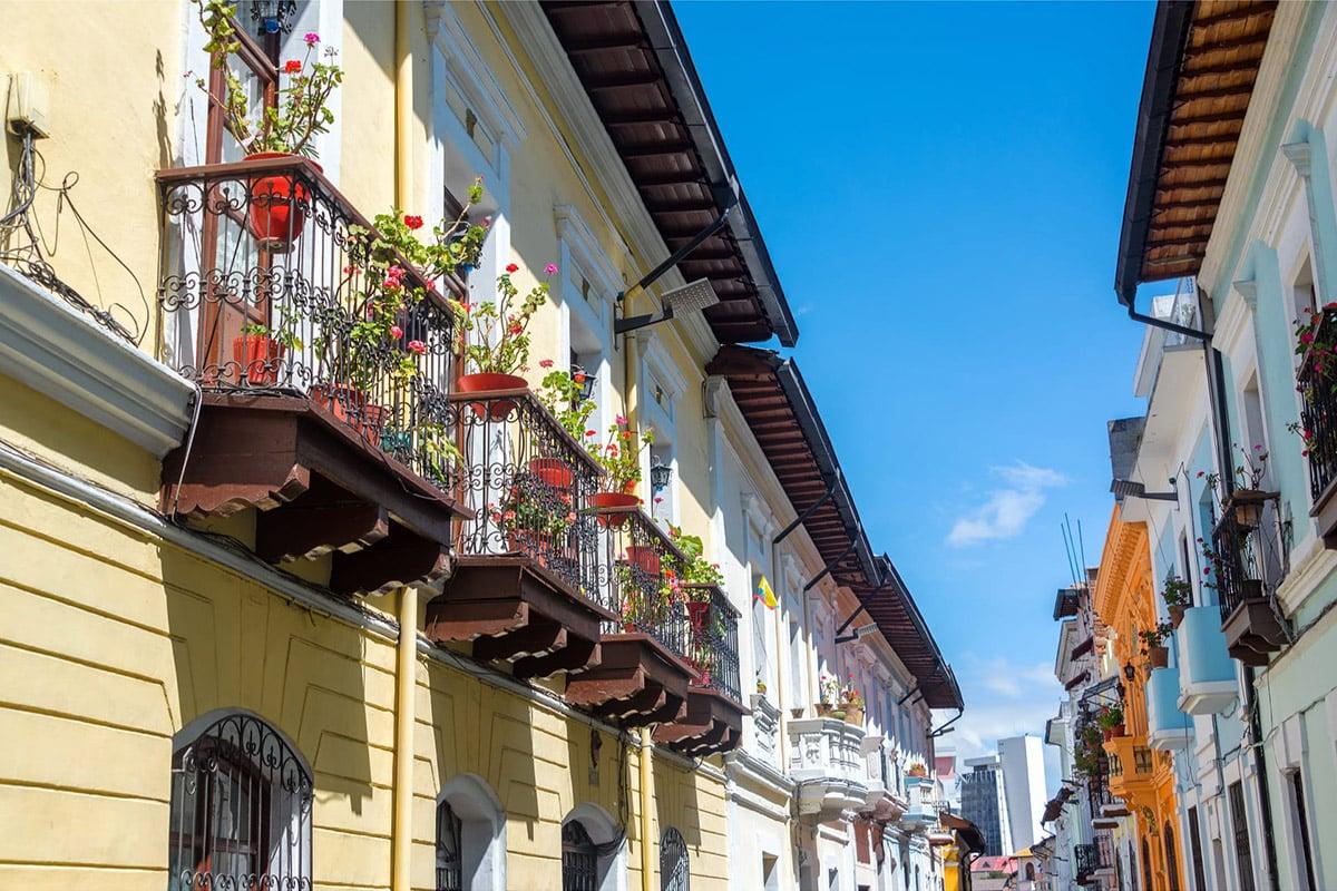 bezienswaardigheden quito hoofdstad ecuador