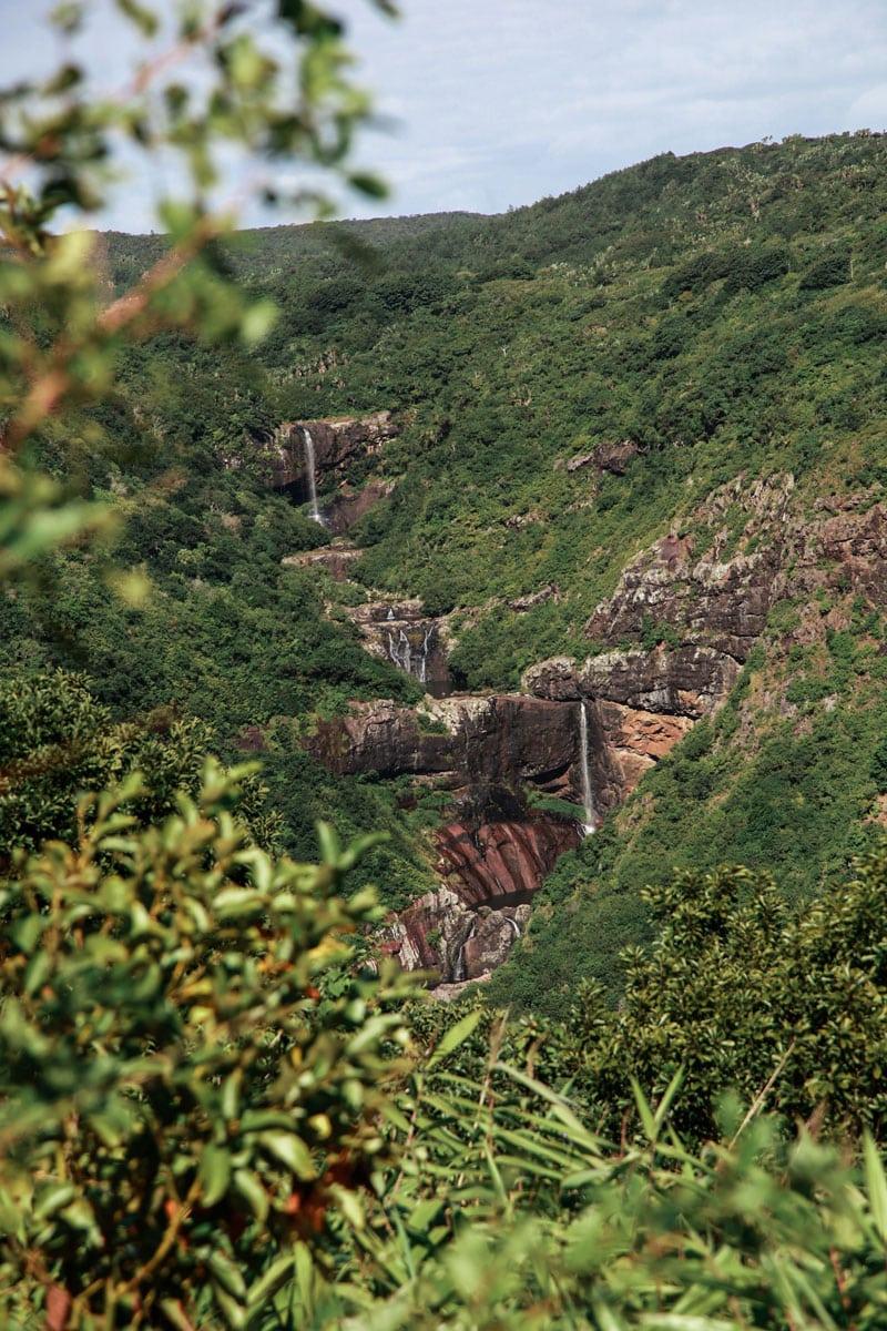 bezienswaardigheden mauritius watervallen