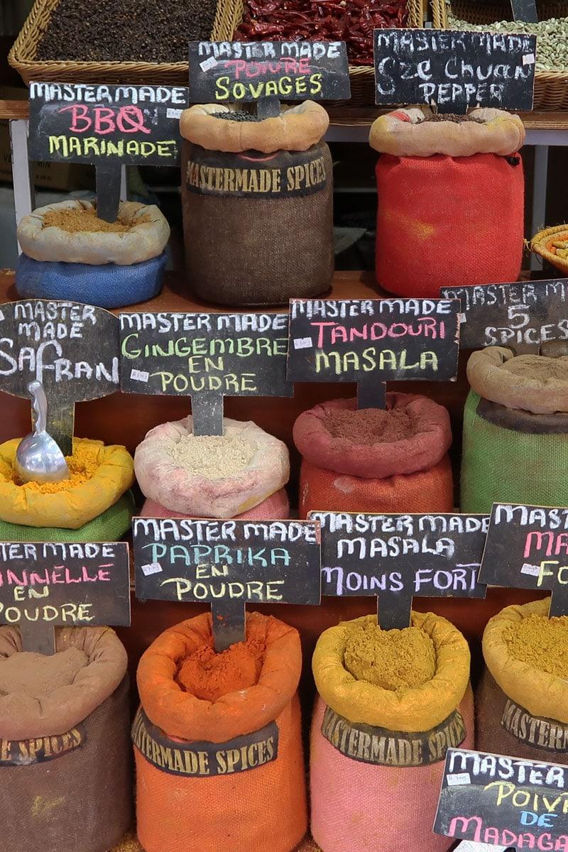 markt port louis mauritius hoogtepunten