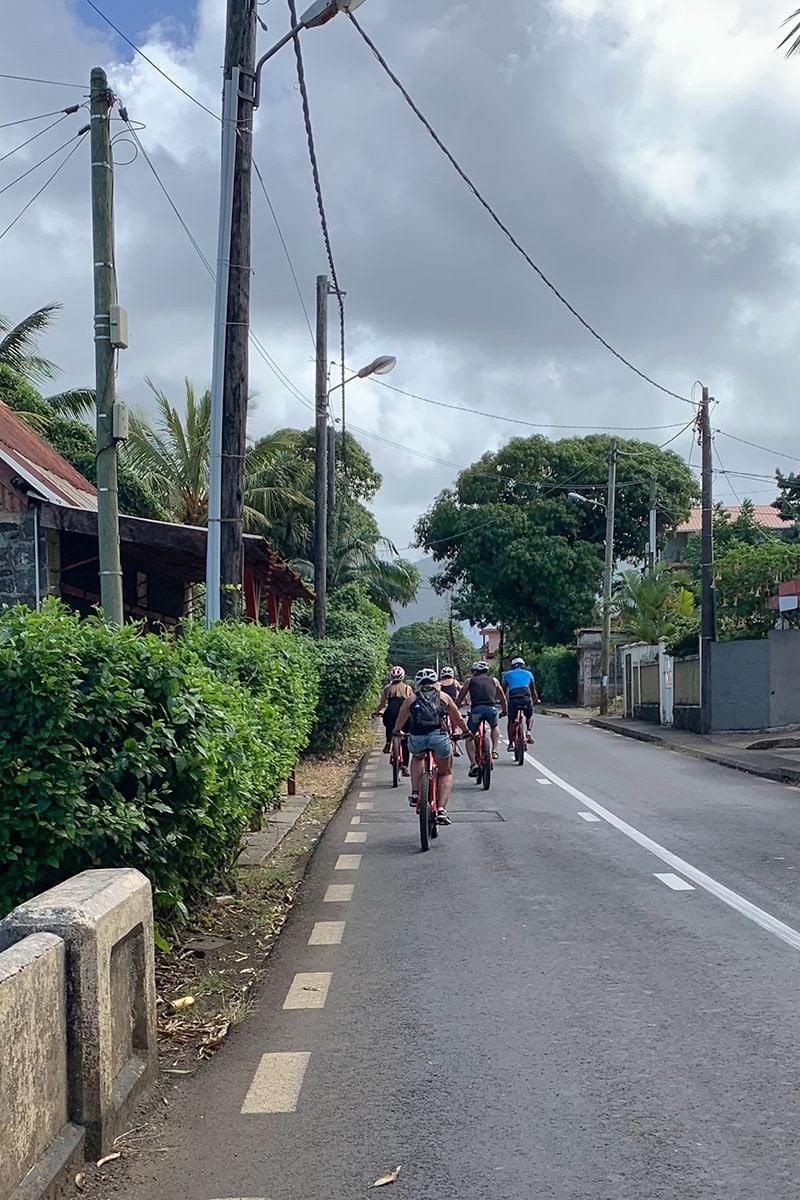 fietstocht ebike tour