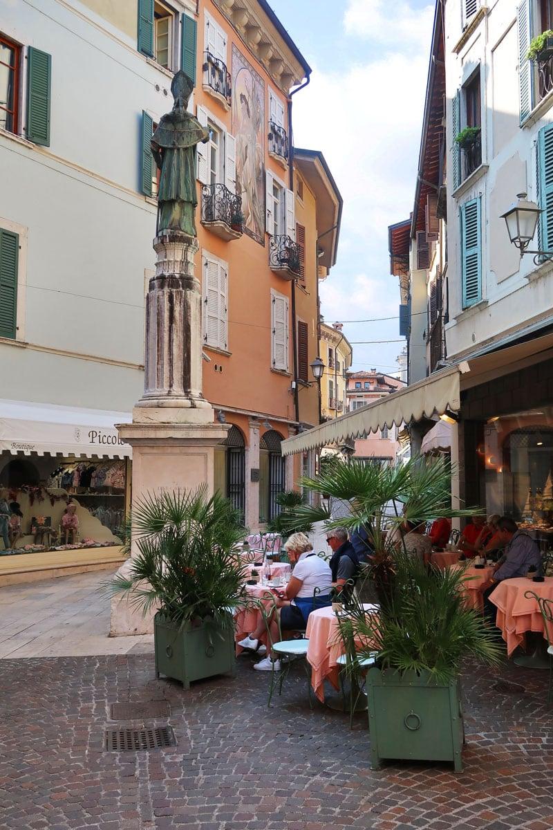 Mooie dorpen langs het Gardameer - Salò