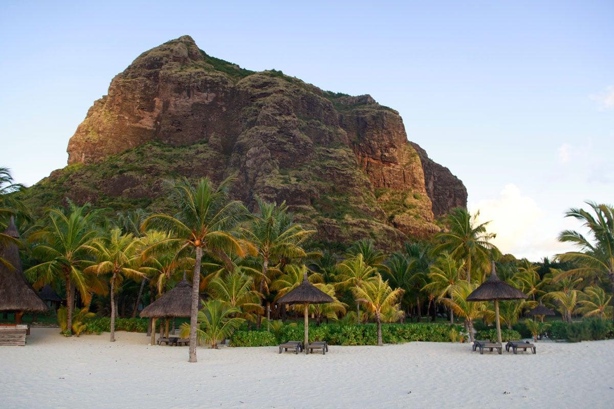 mooiste stranden mauritius