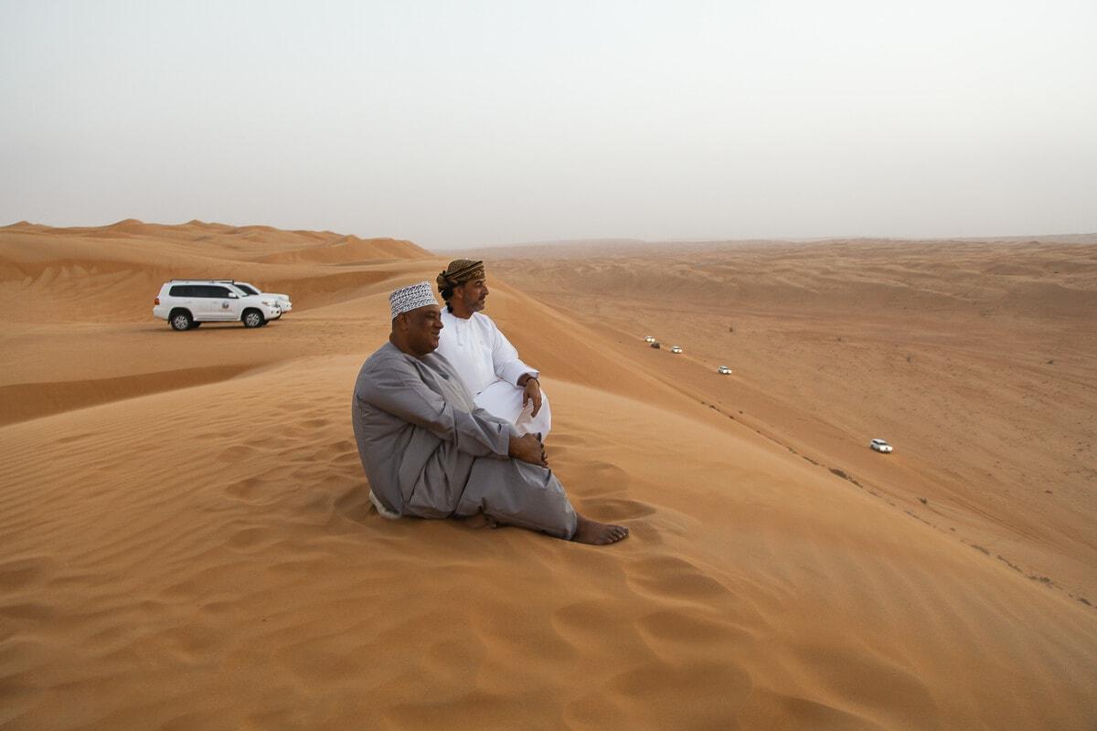 Excursie Wahiba Sands Oman