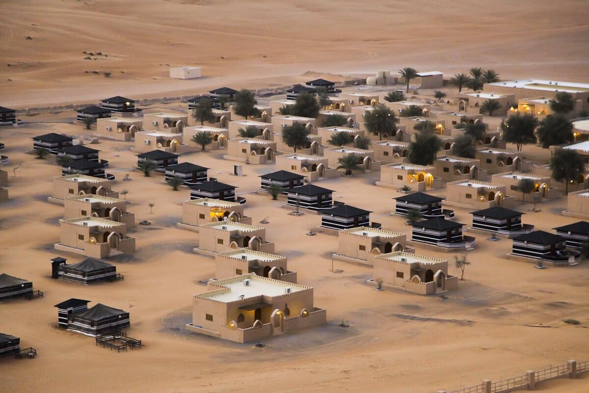 Bijzonder overnachten Oman