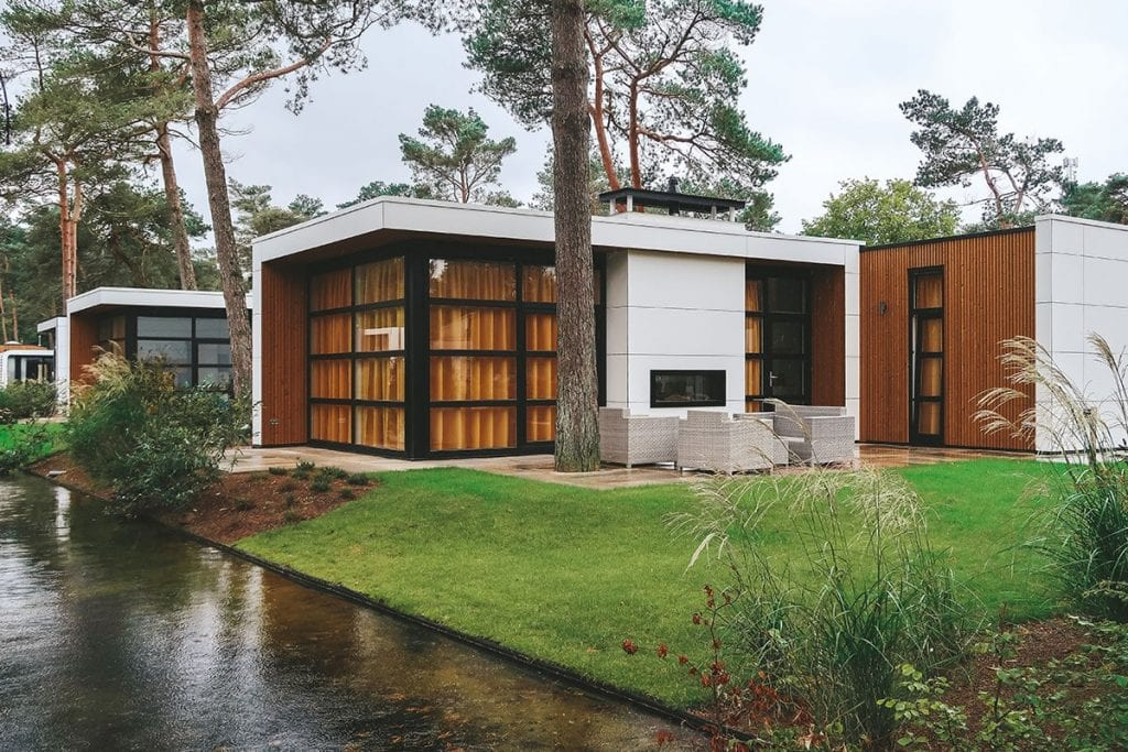 Luxe vakantiehuis op de Veluwe