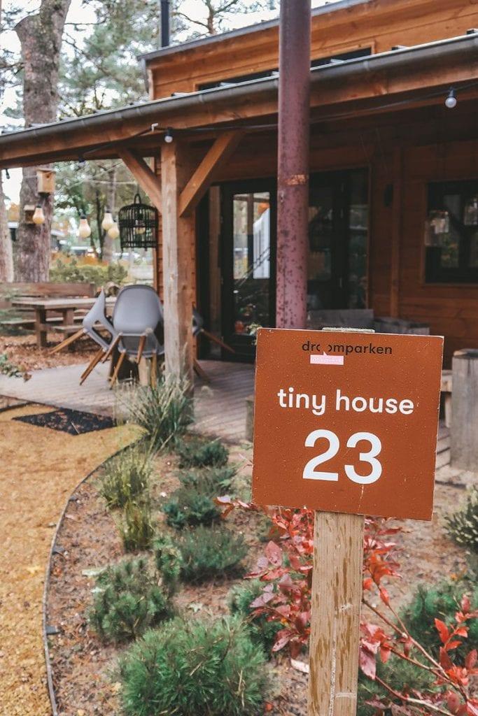 Tiny House Droompark de Zanding