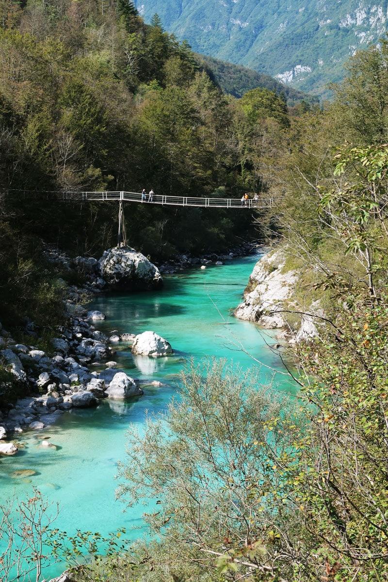 Roadtrip Slovenië Kobarid