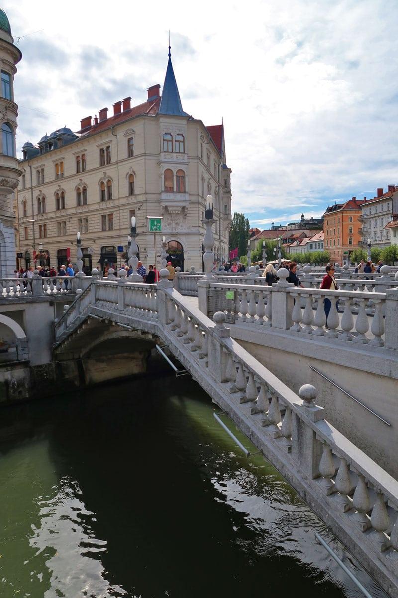rondreis Slovenië Ljubljana