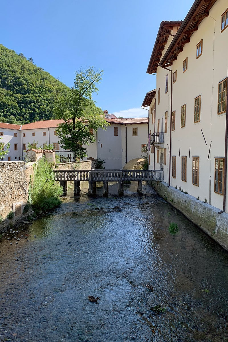 vipava valley slovenie route