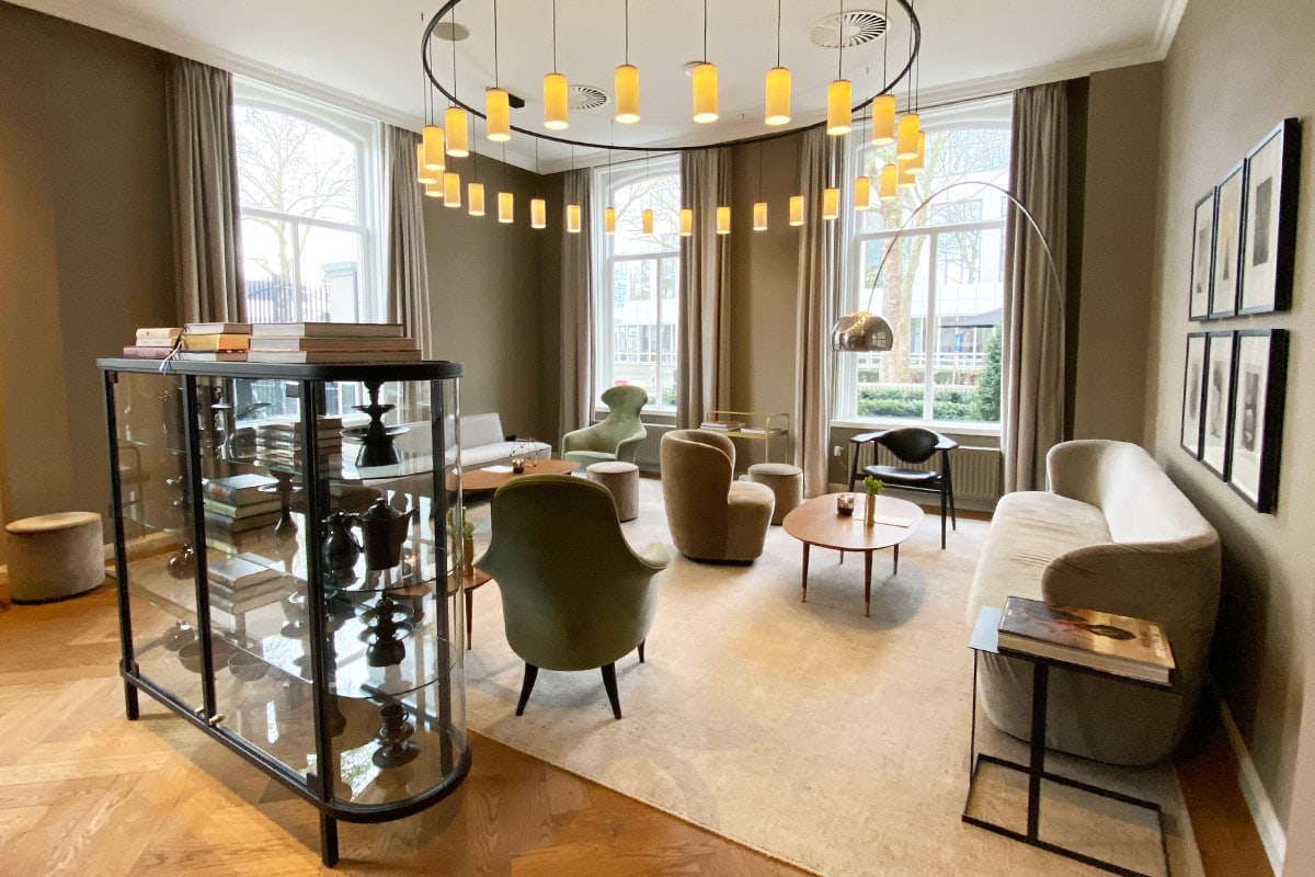 Romantische overnachting Zwolle Pillows Grand Hotel Ter Borch