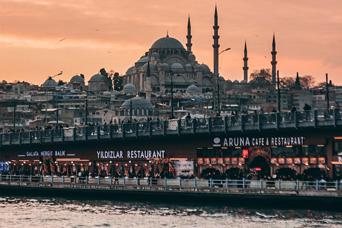 mooiste steden Istanboel
