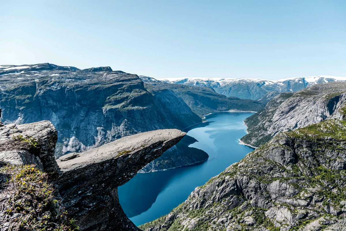 vakantie plekken noorwegen