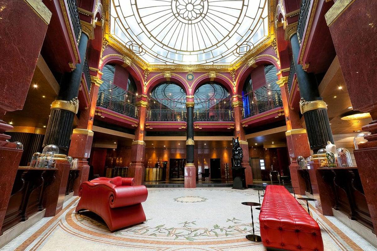 Bijzonder hotel in Parijs