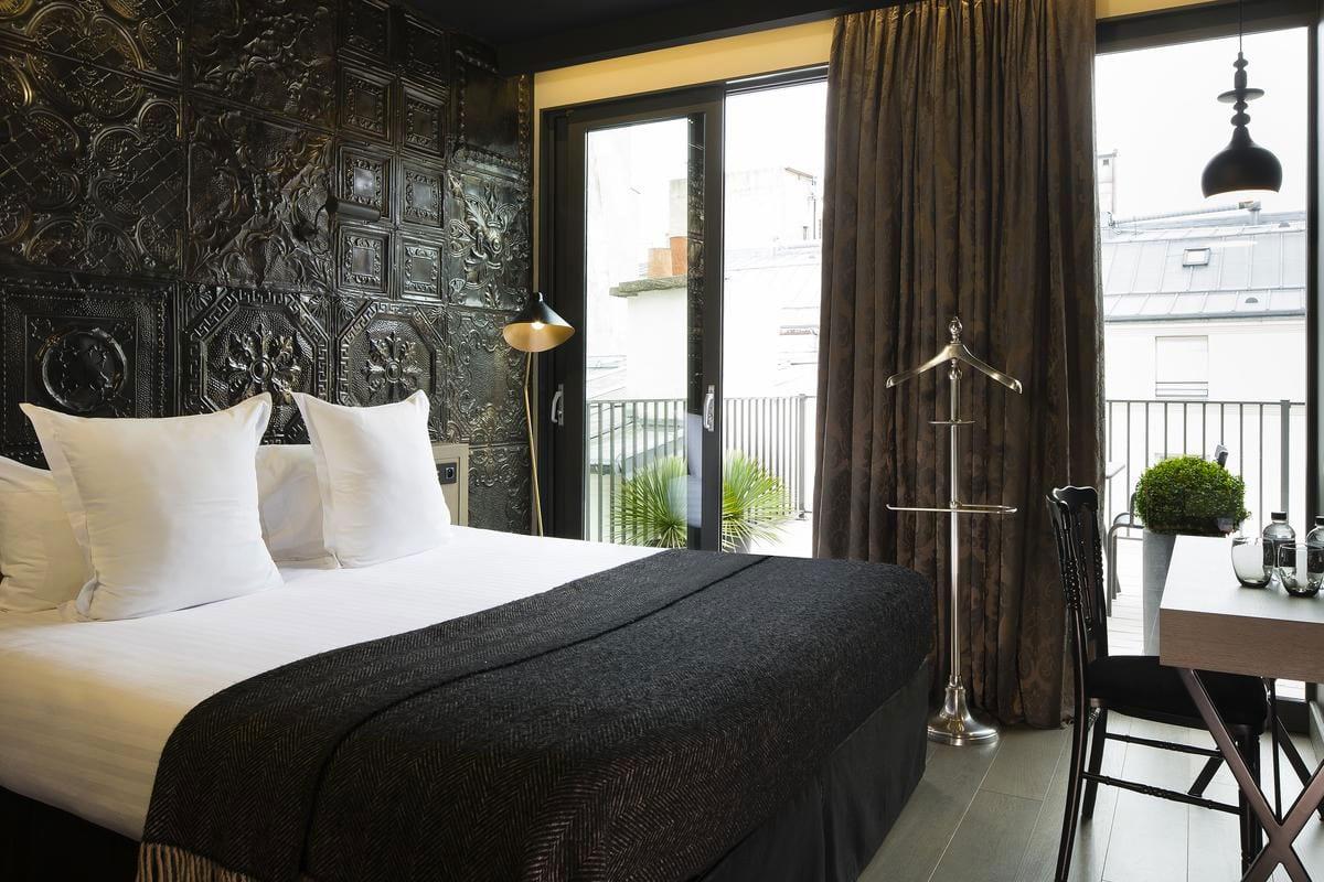 Goedkoop luxe hotel in Parijs