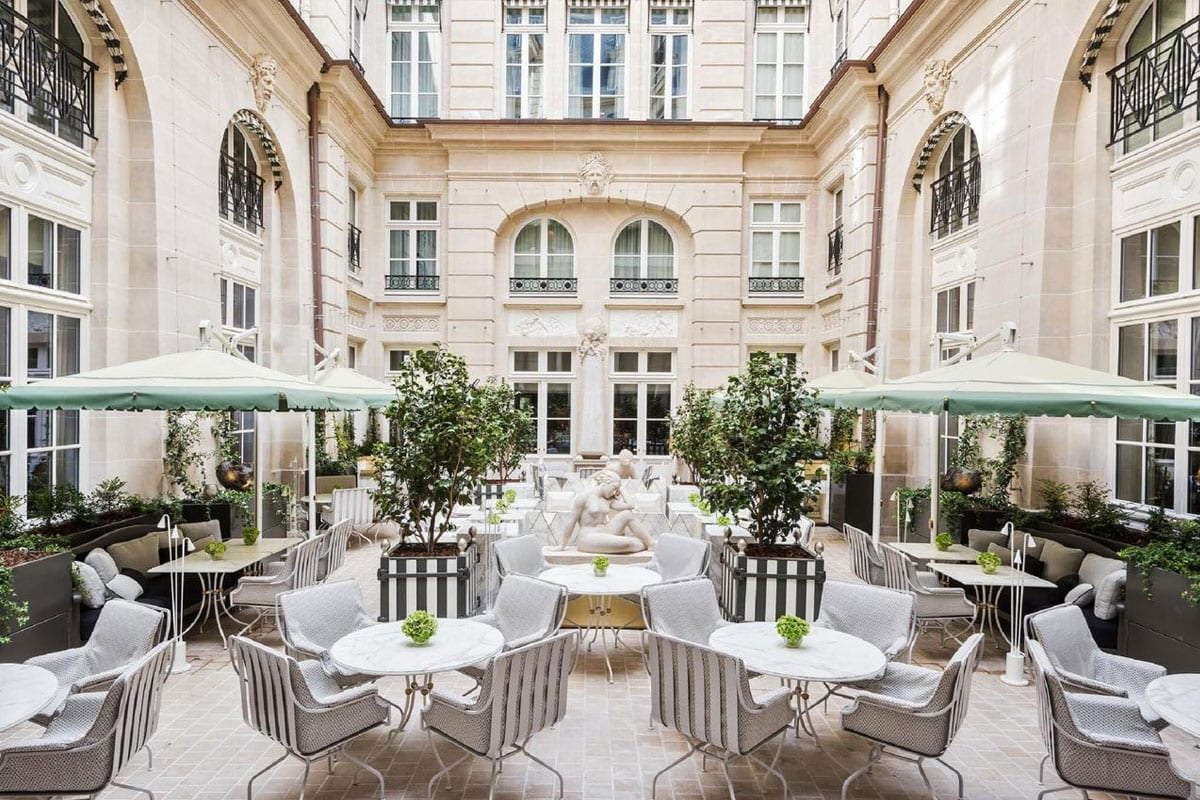 Chique hotels in Parijs