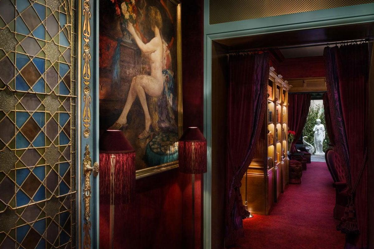 Design hotel Parijs centrum