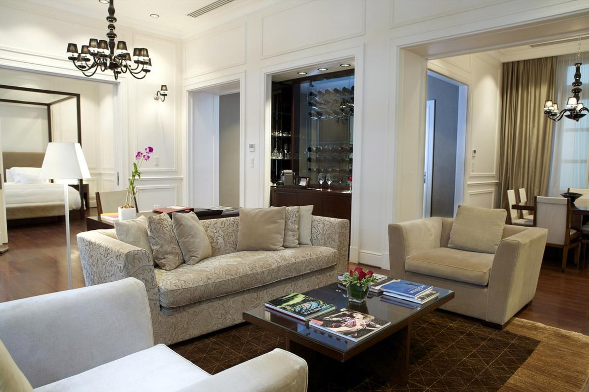 luxe hotels in buenos aires