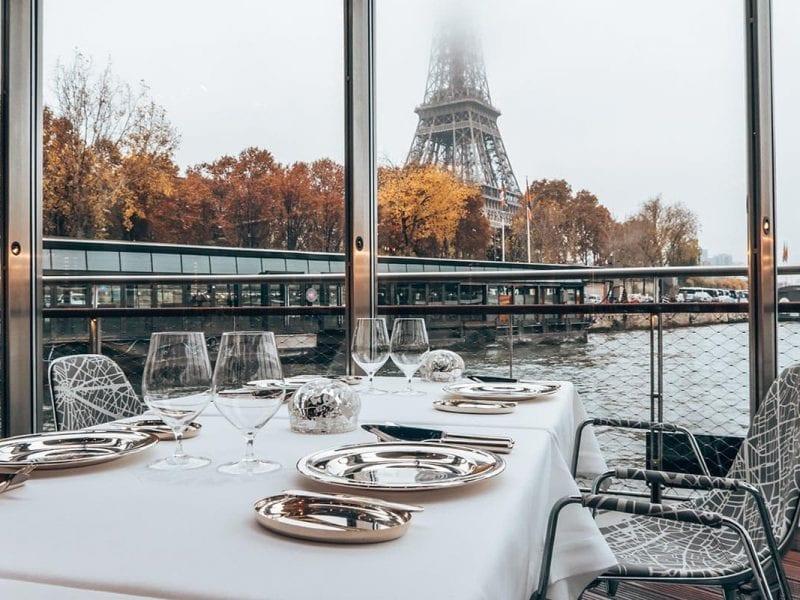 Boottocht op de Seine Parijs