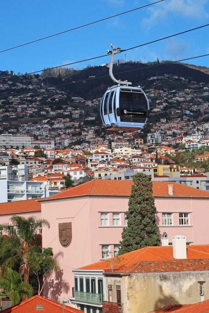Top 10 bezienswaardigheden Madeira