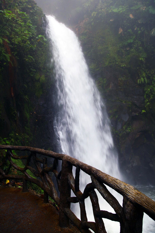 La Paz waterval in Costa Rica