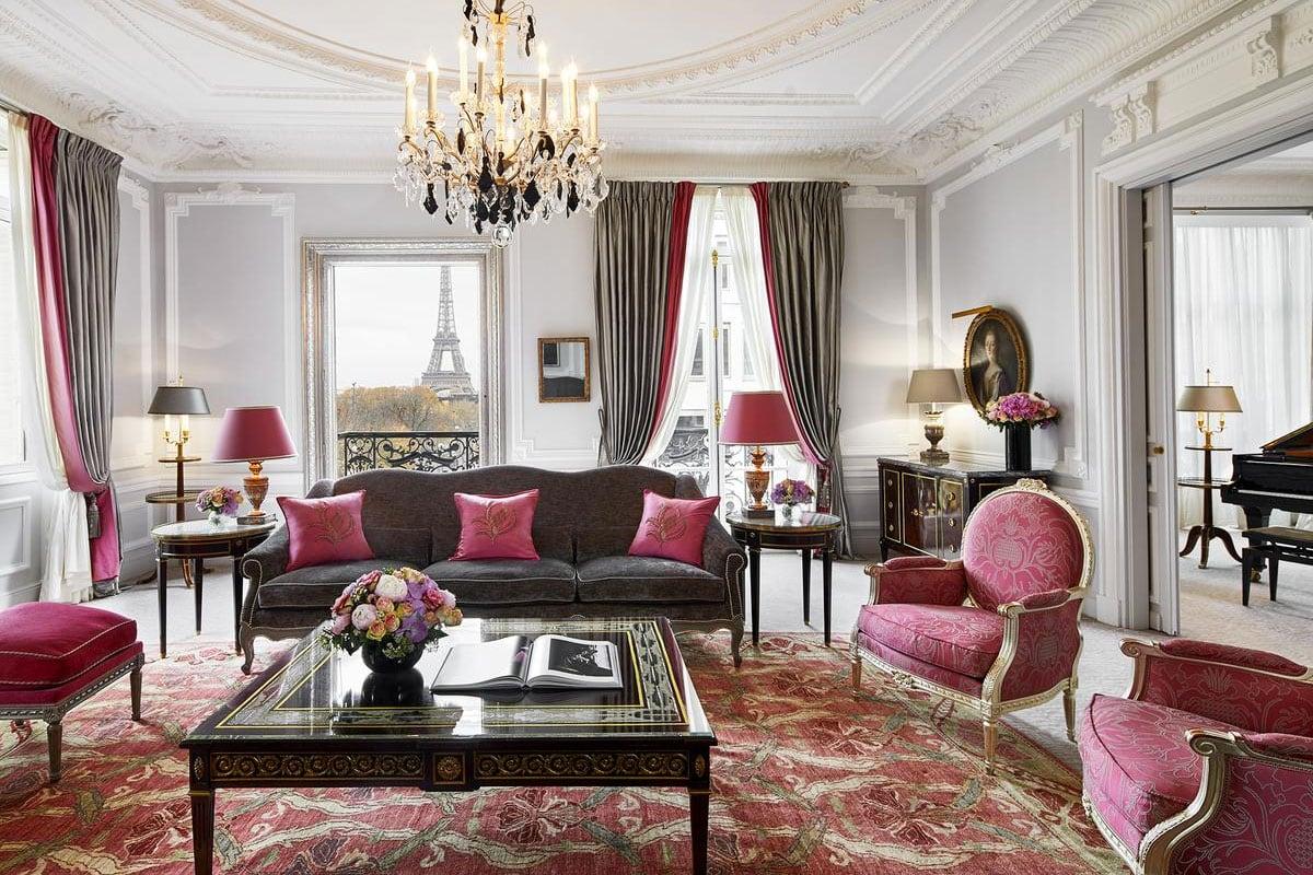 Beste Hotels in Parijs - Plaza Athénée