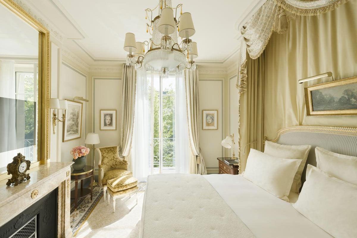 Luxe hotel in Parijs centrum