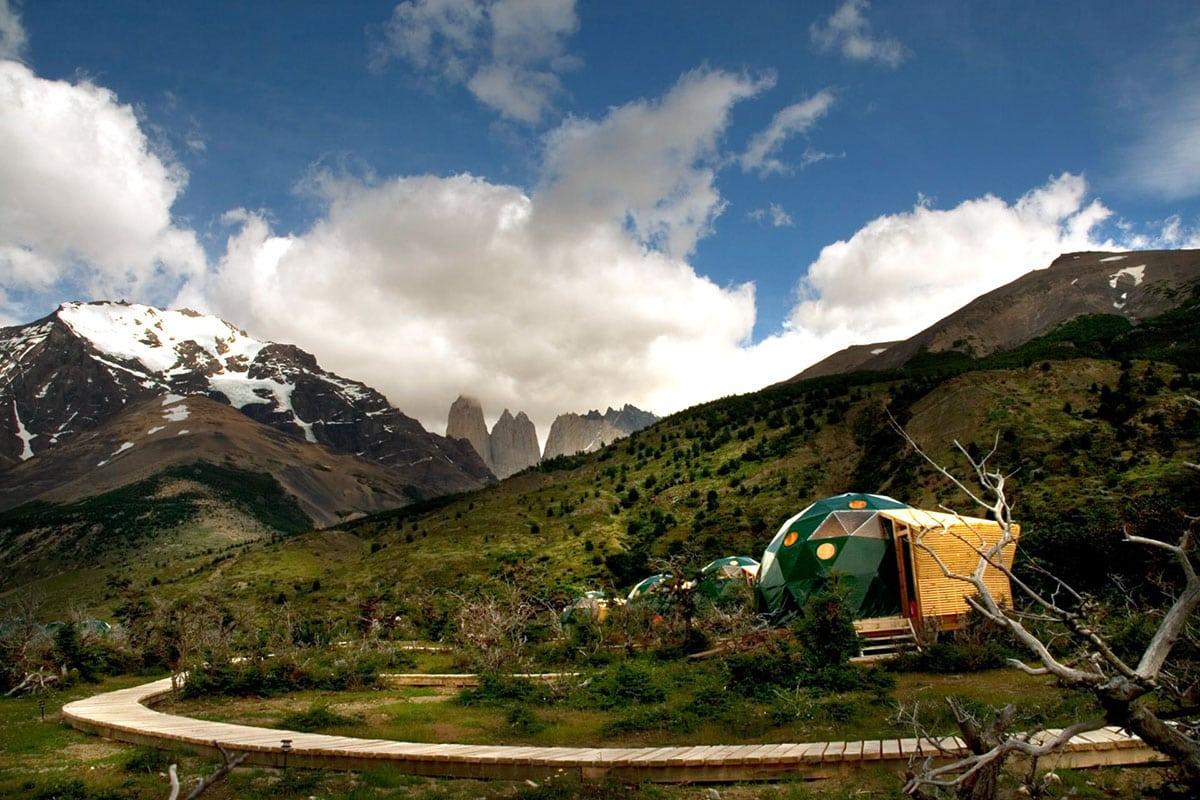 Rondreis Patagonië hotels