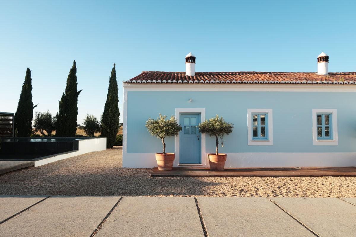 wijnhotel alentejo portugal