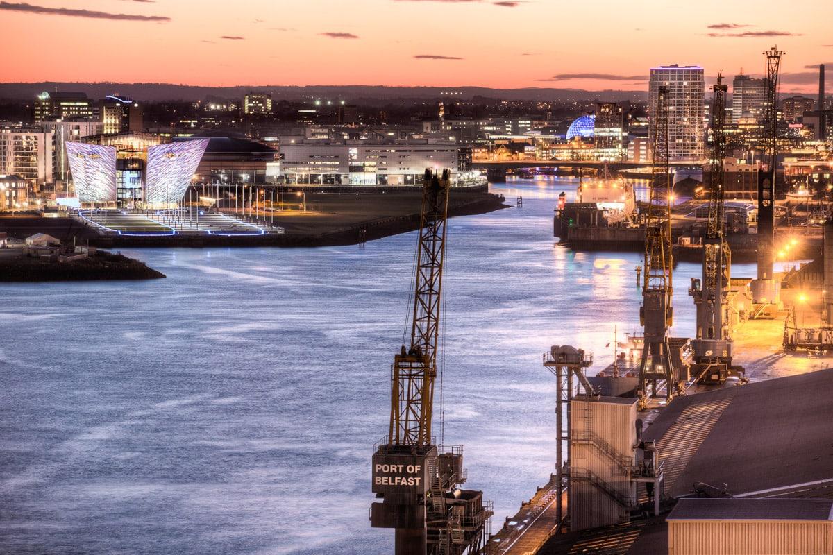 Courtesy of Visit Belfast, Copyright Christopher Heaney.
