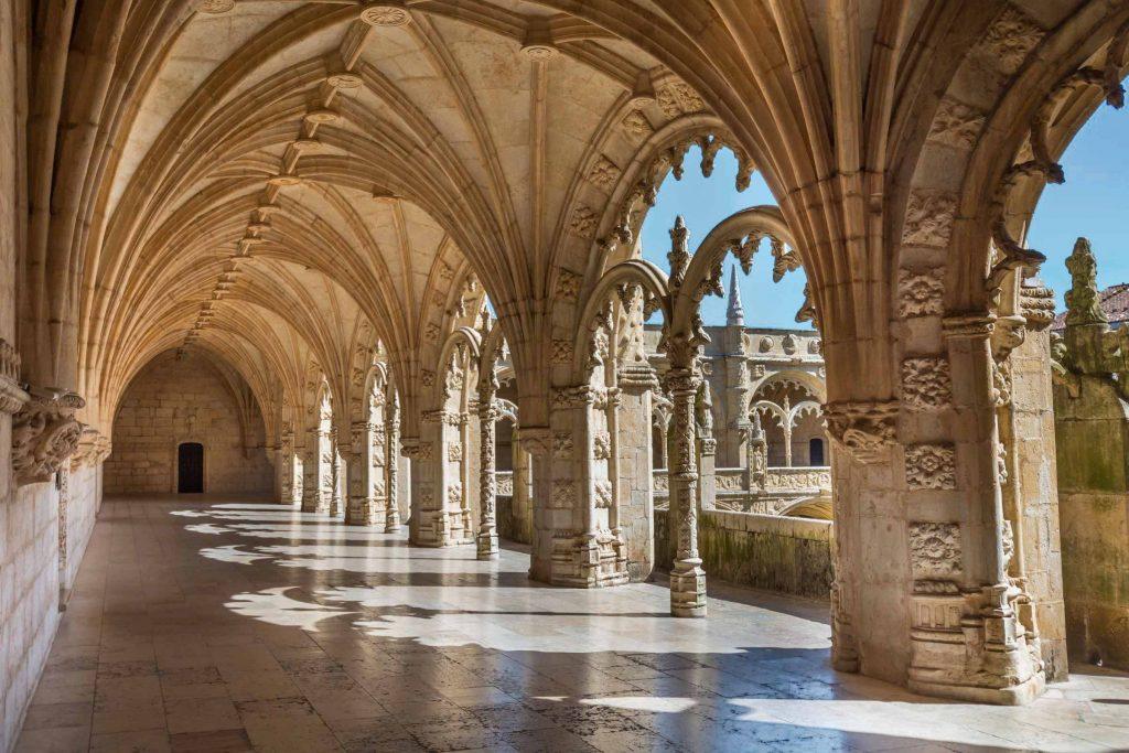 Bezienswaardigheden Lissabon Jeronimo klooster