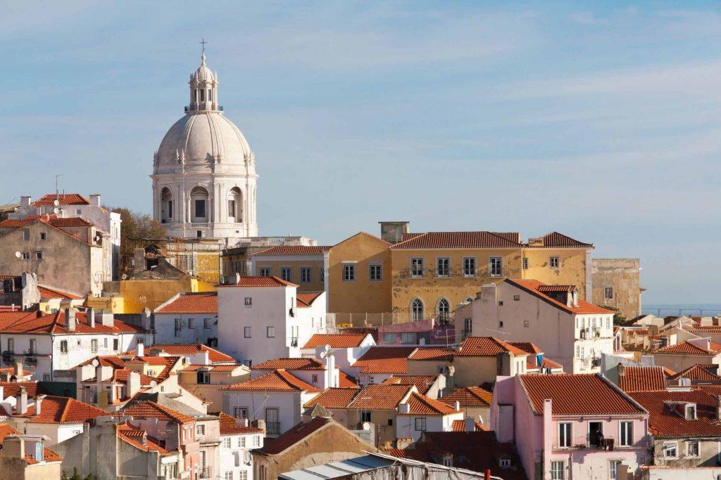 Pantheon Lissabon bezienswaardigheden
