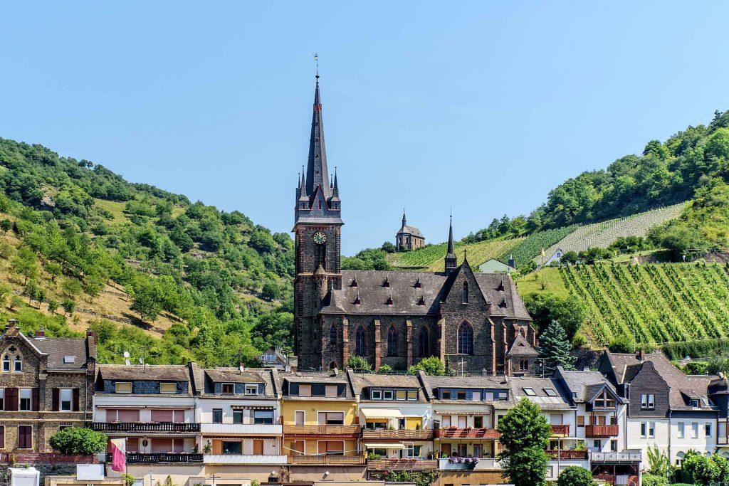 Wijnbouwgebieden in Duitsland