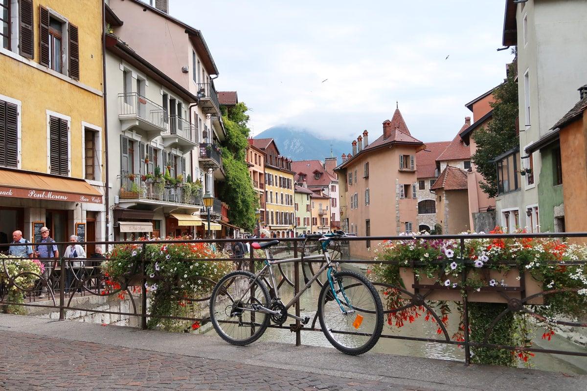 Wat te doen in Annecy bezienswaardigheden