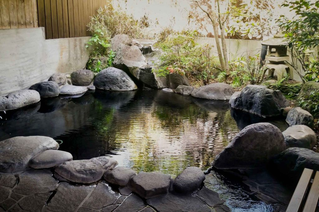 Onsens in Japan