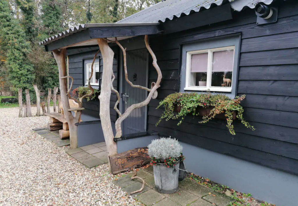 Airbnb accommodatie op de Veluwe