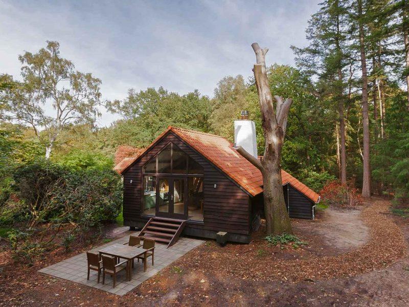 Airbnb op de Veluwe