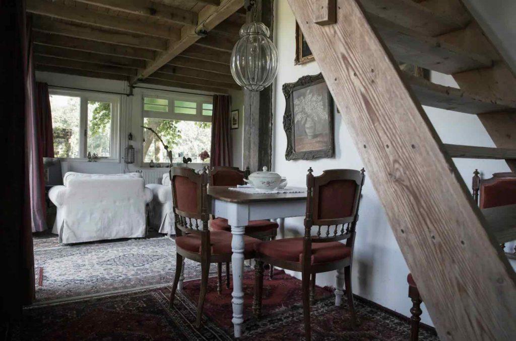 Vakantiehuisje op de Veluwe bij het Kootwijkerzand