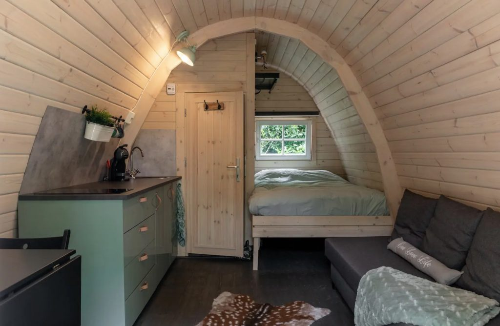 Tiny House op de Veluwe