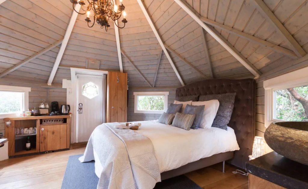 Airbnb met jacuzzi op de Veluwe