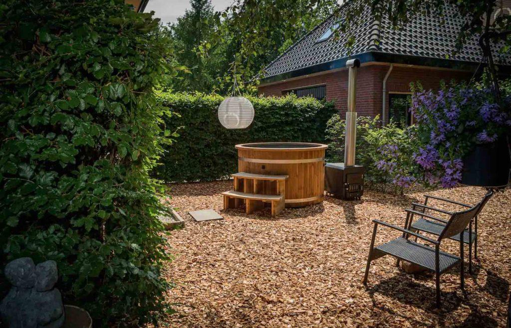 Natuurhuisje met hottub op de Veluwe