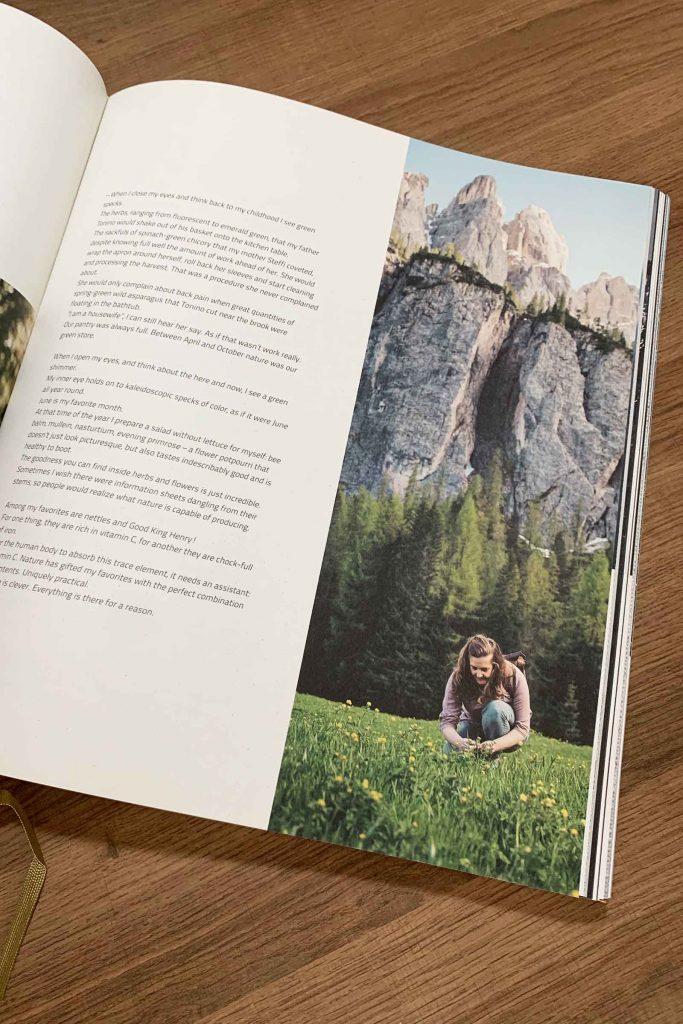 Cook the Mountain kookboek van Norbert Niederkofler