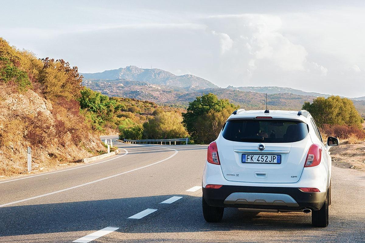 auto huren in sicilie autorijden